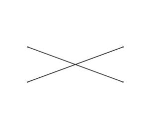 Диагональная связь для строительных лесов ЛРСП